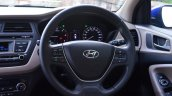 Hyundai Elite i20 Diesel Review steering