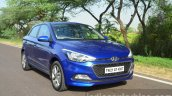 Hyundai Elite i20 Diesel Review tracking