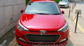 Hyundai Elite i20 launch front fascia