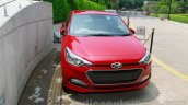 Hyundai Elite i20 launch front
