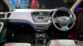 Hyundai Elite i20 launch interior