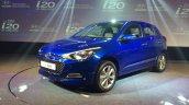 Hyundai Elite i20 launch live front quarter