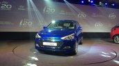 Hyundai Elite i20 launch live front view