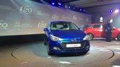 Hyundai Elite i20 launch live front