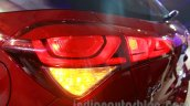 Hyundai Elite i20 launch rear light