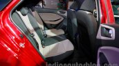 Hyundai Elite i20 launch rear seat