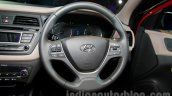 Hyundai Elite i20 launch steering