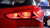 Hyundai Elite i20 launch taillight