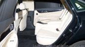 Hyundai Equus Limousine at 2014 Moscow Motor Show rear seat