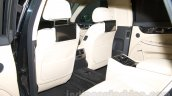 Hyundai Equus Limousine at 2014 Moscow Motor Show rear seats