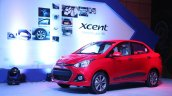Hyundai Xcent launched Nepal