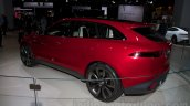 Jaguar C-X17 Concept rear three quarters at 2014 Moscow Motor Show
