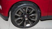 Jaguar C-X17 Concept wheel at 2014 Moscow Motor Show
