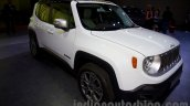 Jeep Renegade front left three quarter at the Moscow Motor Show 2014
