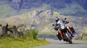 KTM 1190 Adventure front
