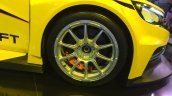 Lada Vesta WTCC concept wheel at the 2014 Moscow Motor Show