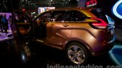 Lada X-Ray Concept 2 at Moscow Motor Show 2014 rear three quarter