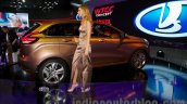 Lada X-Ray Concept 2 side at Moscow Motor Show 2014