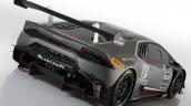 Lamborghini Huracan LP 620-2 Super Trofeo rear three quarter