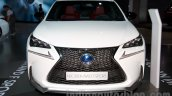 Lexus NX 300h at the 2014 Moscow Motor Show front