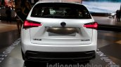 Lexus NX 300h at the 2014 Moscow Motor Show rear