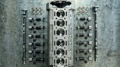 Lightweight Jaguar E-Type press image engine components