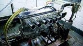 Lightweight Jaguar E-Type press image engine