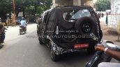 New Mahindra U301 Bolero spied
