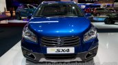 New Suzuki SX4 at the 2014 Moscow Motor Show front