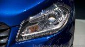 New Suzuki SX4 at the 2014 Moscow Motor Show headlight