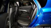 New Suzuki SX4 at the 2014 Moscow Motor Show rear seat