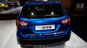 New Suzuki SX4 at the 2014 Moscow Motor Show rear