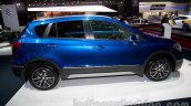 New Suzuki SX4 at the 2014 Moscow Motor Show side