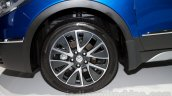 New Suzuki SX4 at the 2014 Moscow Motor Show wheel