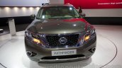 Nissan Pathfinder at the 2014 Moscow Motor Show front angle