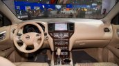 Nissan Pathfinder at the 2014 Moscow Motor Show interior