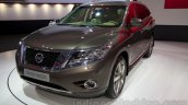Nissan Pathfinder at the 2014 Moscow Motor Show