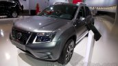 Nissan Terrano AWD at the 2014 Moscow Motor Show front quarters