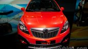 Opel Mokka 77 Moscow Edition front at the 2014 Moscow Motor Show