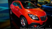 Opel Mokka 77 Moscow Edition front right three quarter at the 2014 Moscow Motor Show