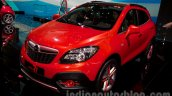 Opel Mokka 77 Moscow Edition front three quarter at the 2014 Moscow Motor Show