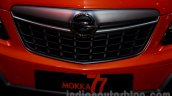 Opel Mokka 77 Moscow Edition grille at the 2014 Moscow Motor Show