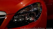 Opel Mokka 77 Moscow Edition headlamp at the 2014 Moscow Motor Show