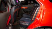 Opel Mokka 77 Moscow Edition rear seats at the 2014 Moscow Motor Show