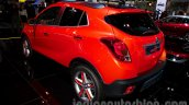 Opel Mokka 77 Moscow Edition rear three quarter at the 2014 Moscow Motor Show
