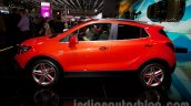 Opel Mokka 77 Moscow Edition side at the 2014 Moscow Motor Show