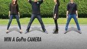 Perodua Axia GoPro camera contest