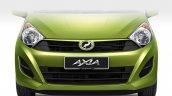 Perodua Axia Green