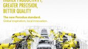 Perodua Axia assembly line