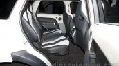 Range Rover Sport SVR at the 2014 Moscow Motor Show rear seat